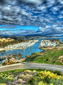 Dana Point harbor day